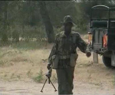 Kenyan-military