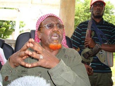 APTOPIX  SOMALIA
