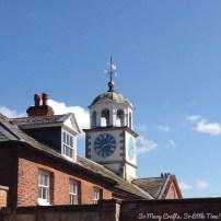 Clumber Park clock tower