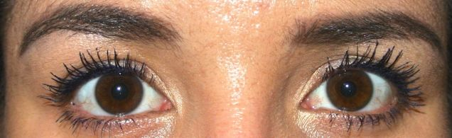 Eyeko black magic mascara in midnight blue