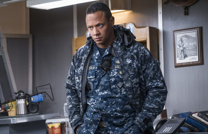 The Last Ship 406 - Captain Joe Meylan (Emerson Brooks)
