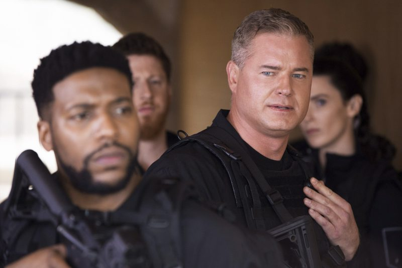 The Last Ship 407 - Feast - Tom Chandler (Eric Dane)