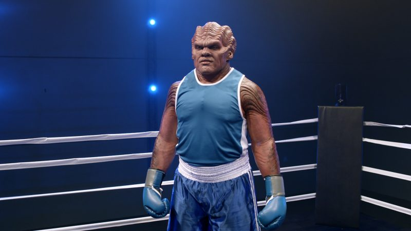 The Orville 103 - About A Girl - Bortus (Peter Macon)