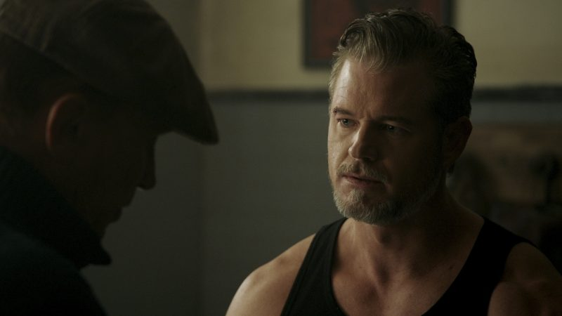 The Last Ship 404 - Tom Chandler (Eric Dane)