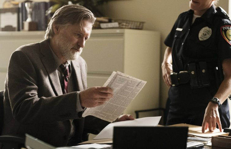 THE SINNER PART V Episode 105 -- Pictured: Bill Pullman as Detective Harry Ambrose -- (Photo by: Peter Kramer/USA Network)