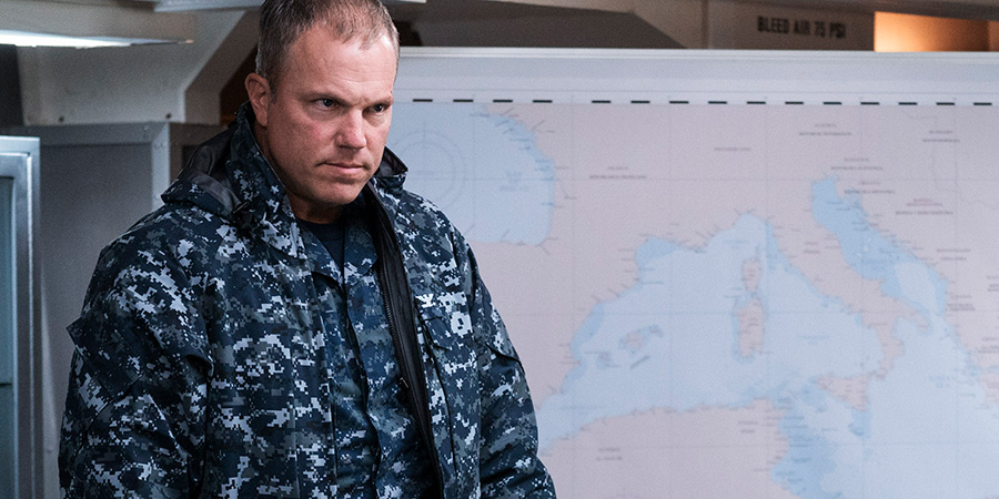 The Last Ship 406 - Tempest - Mike Slattery (Adam Baldwin)