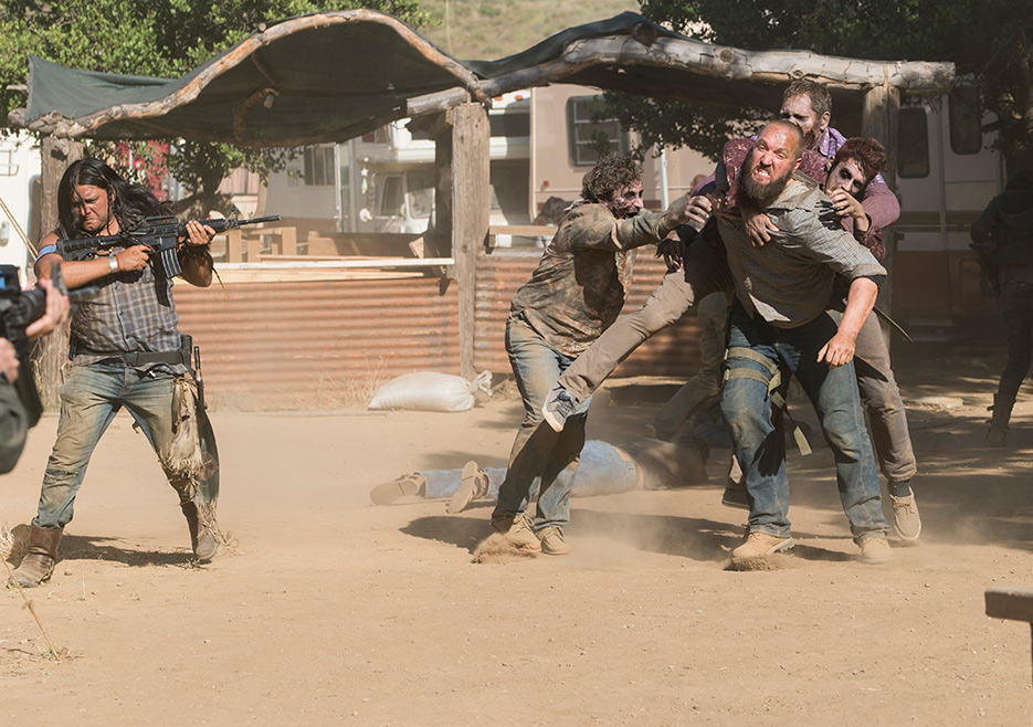 TNTtalk: Discuss Fear The Walking Dead S3E12 'My Brother's Keeper'
