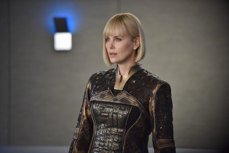The Orville 105 - Pria - Pria (Charlize Theron)