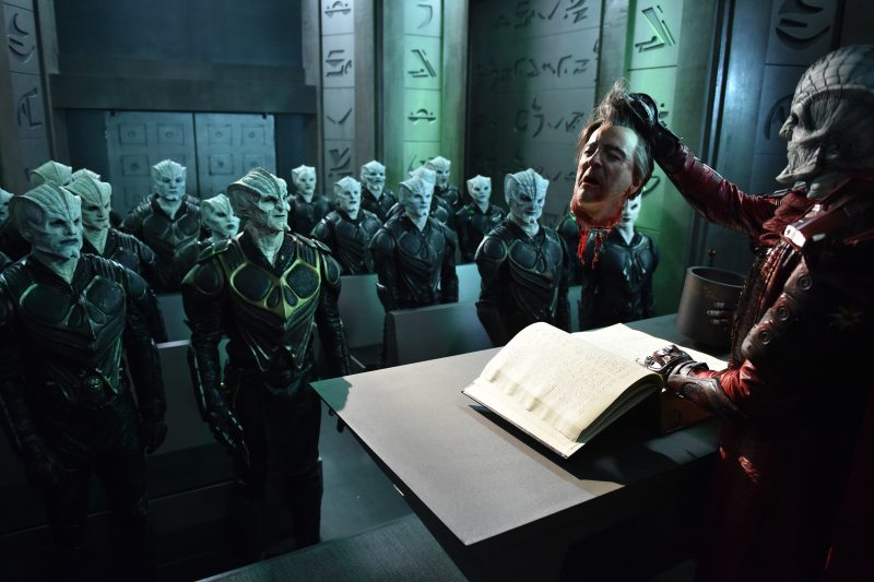 The Orville 106 -Krill - Gruesome worship service