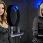 The Orville 105 - Pria - Pria (Charlize Theron) and Kelly (Adrianne Palicki)