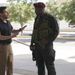 The Brave's Hadi Tabbal on SMS Radio!