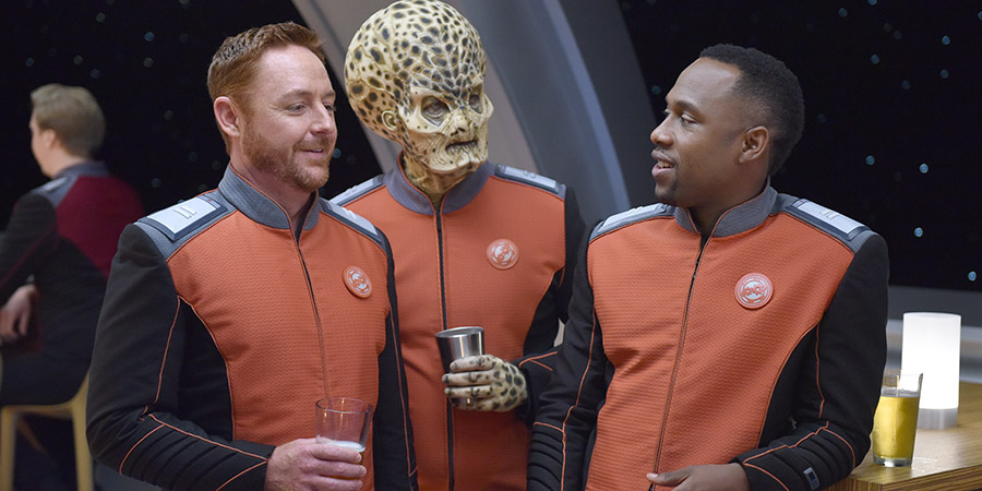 The Orville 111 -New Dimensions