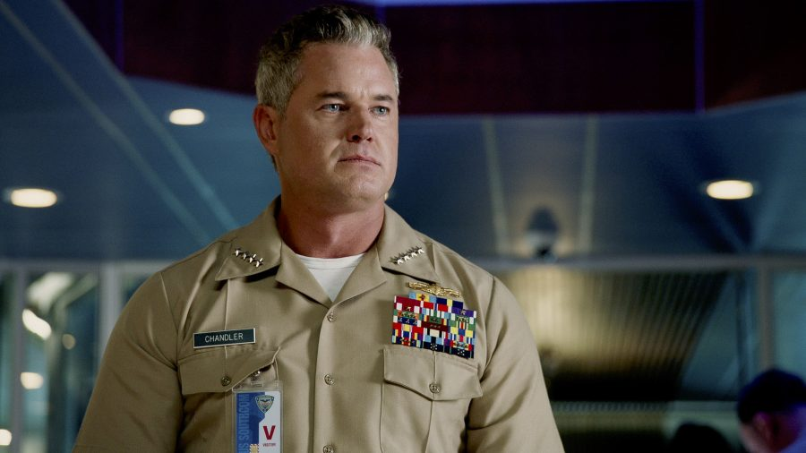 The Last Ship 502 - Fog of War - Tom Chandle (Eric Dane)