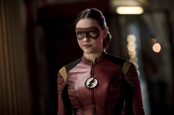 Jesse Quick played by Violett Beane