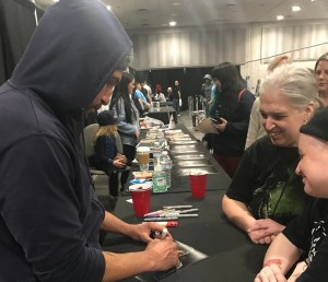 Heroes and Vilains fanfest 2018 san jose