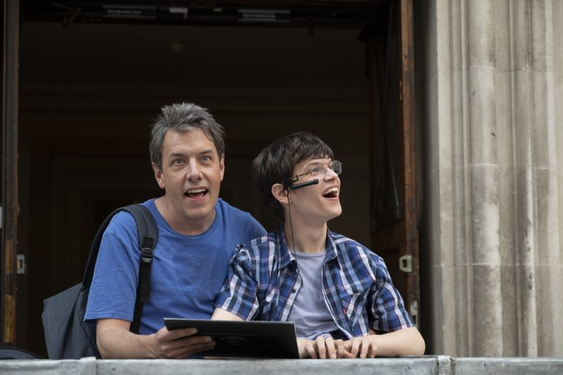 """SPEECHLESS - """"L-O-N-- LONDON (Part 2)"""" on The ABC Television Network. (ABC/Angus Young) JOHN ROSS BOWIE, MICAH FOWLER"""