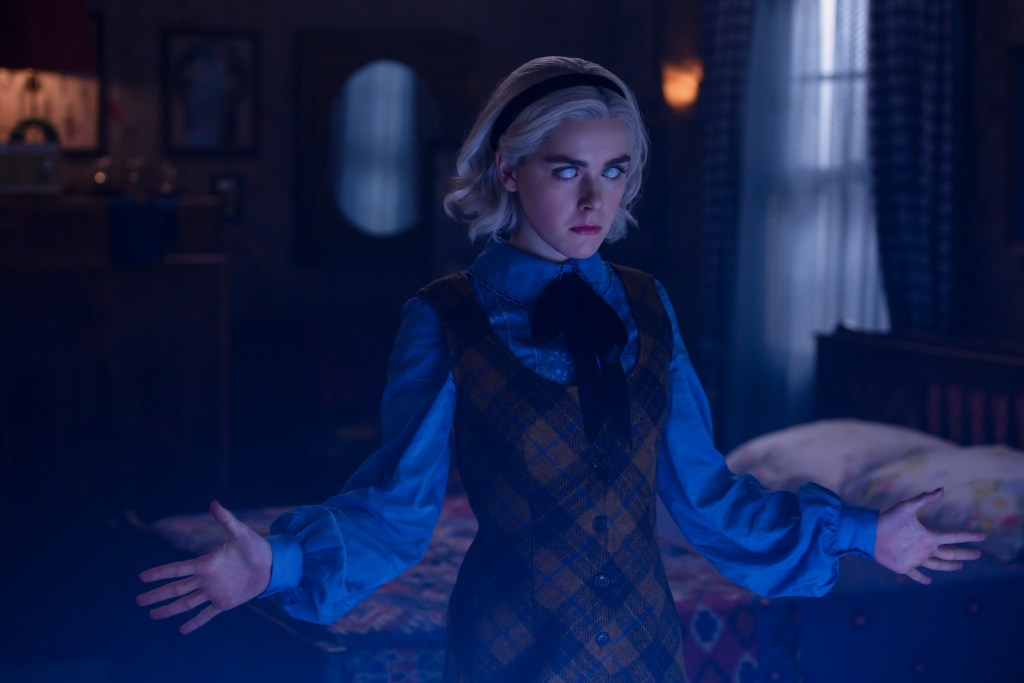 Chilling adventures of sabrina chapter 18, 19, and 20