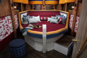 Big Brother 21 house