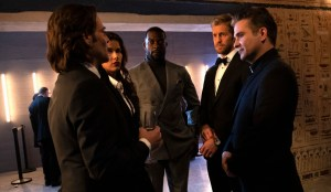 Blood and Treasure Season 1 Finale
