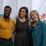Bluff City Law at the Boston Film Festival! (Caitlin McGee and Michael Luwoye Interviews)