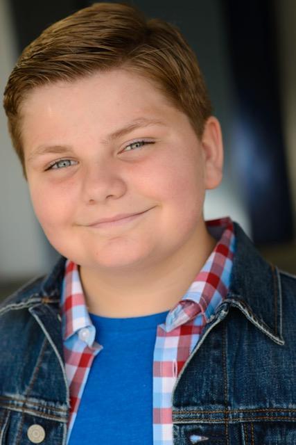Actor Spencer Allport Photo credit: Scott Dentinger of Orlando, FL