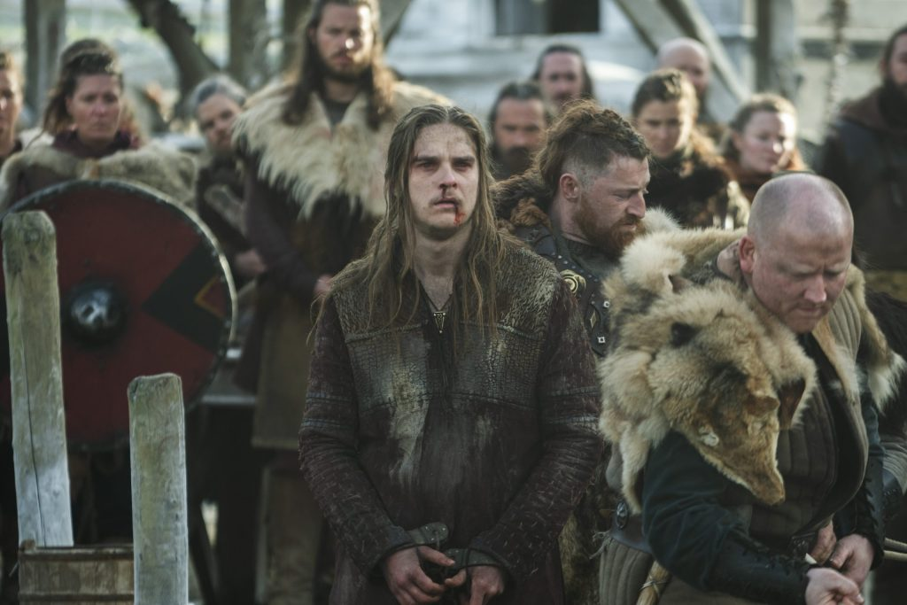 """VIkings preview """"Valhalla Can Wait"""""""