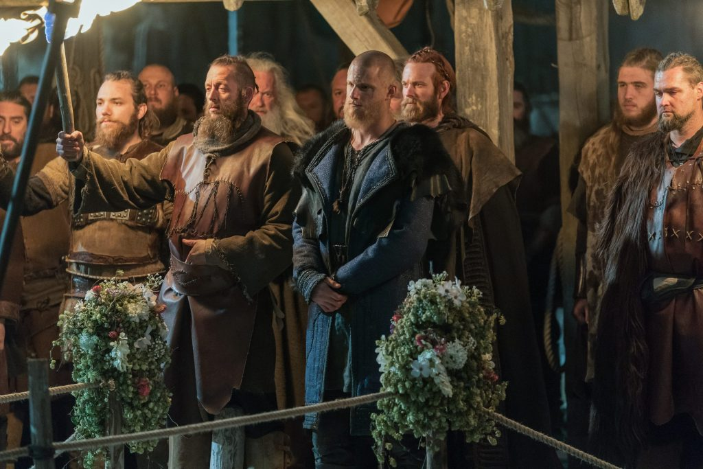 Vikings Preview 'Resurrection'
