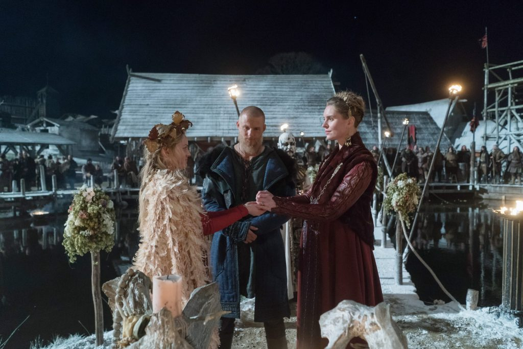 "Vikings recap ""Resurrection"""