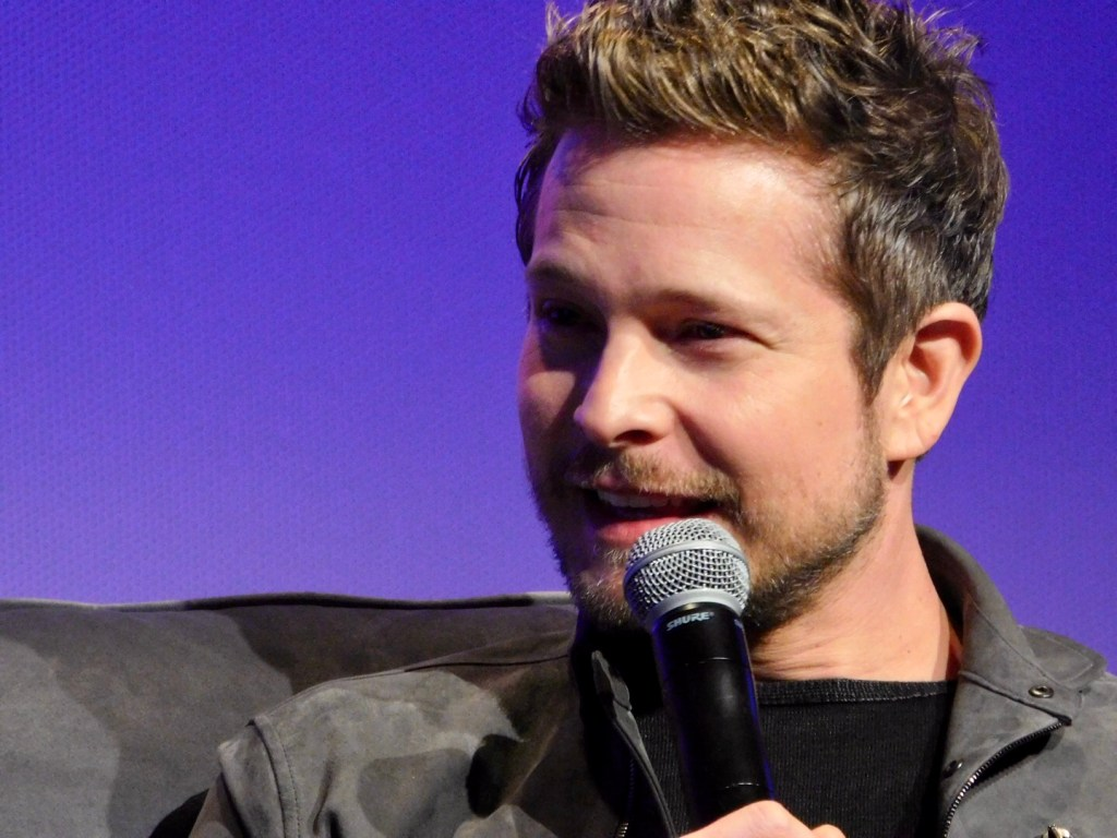 Actor Matt Czuchry at SCAD aTVfest 2020 photo credit: Tracey Phillipps/So Many Shows