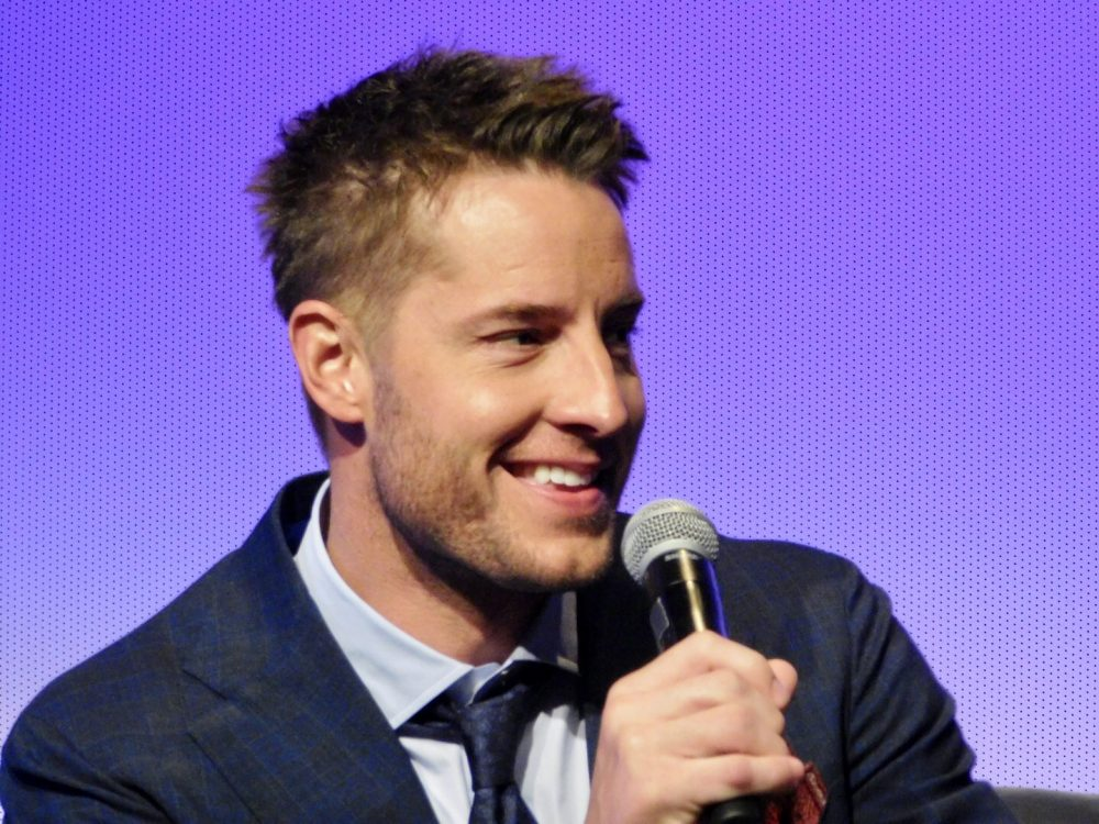 Actor Justin Hartley at SCAD aTVfest 2020 in Atlanta, GA photo credit: Tracey Phillipps/So Many Shows