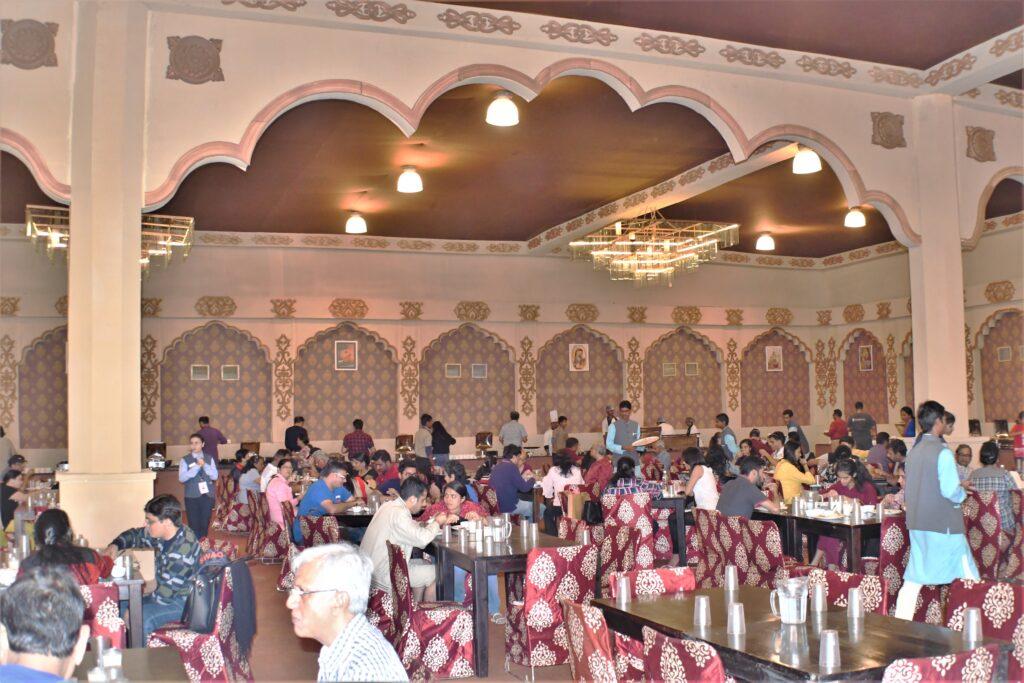 Dinning Hall Rann Utsav