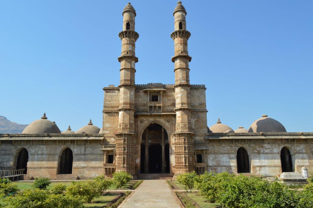 Jami Masjid, Champaner Pavagadh