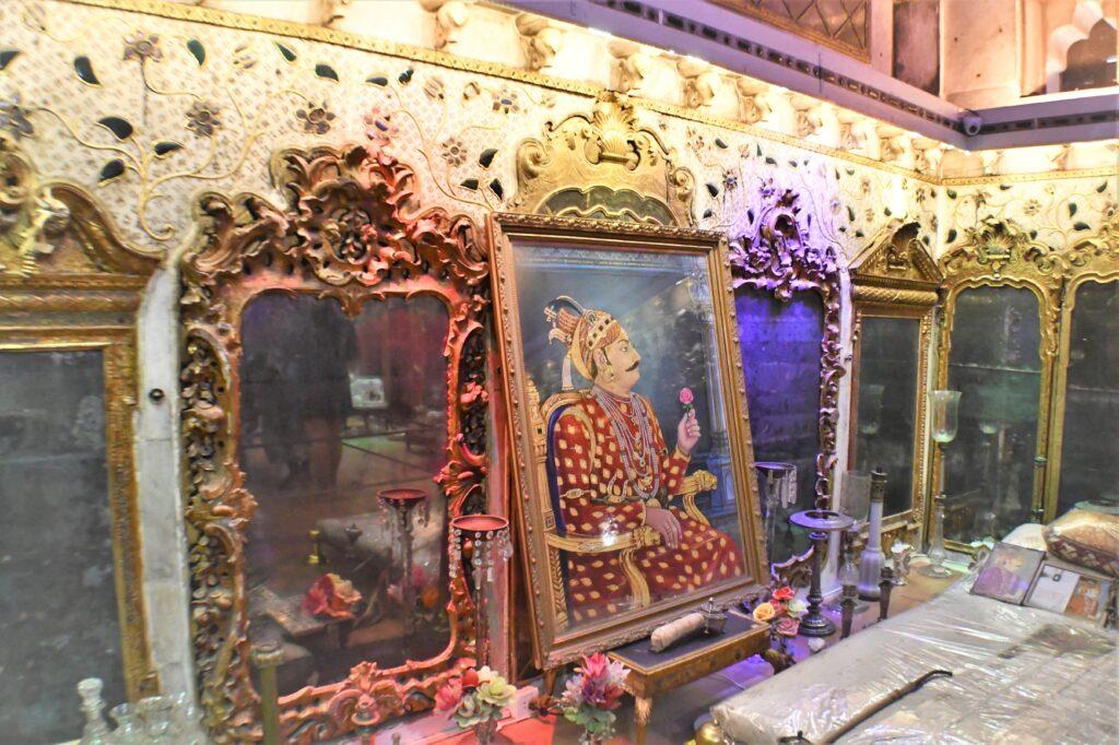 Hira Mahal, Master Bedroom, Aina Mahal