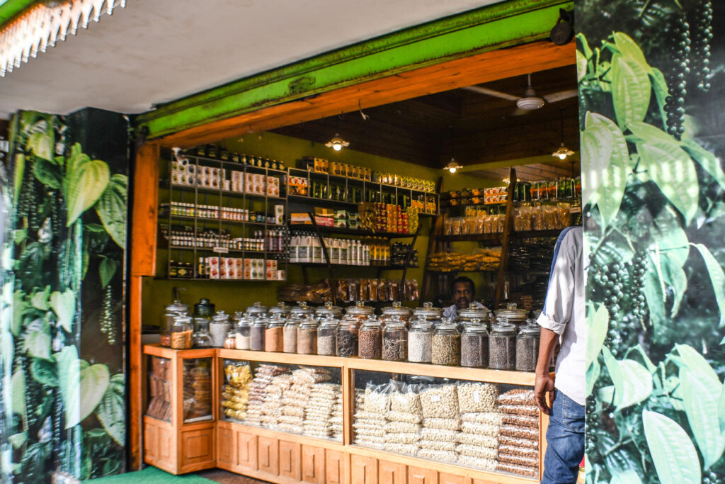 Spice Shop, Old Kochi