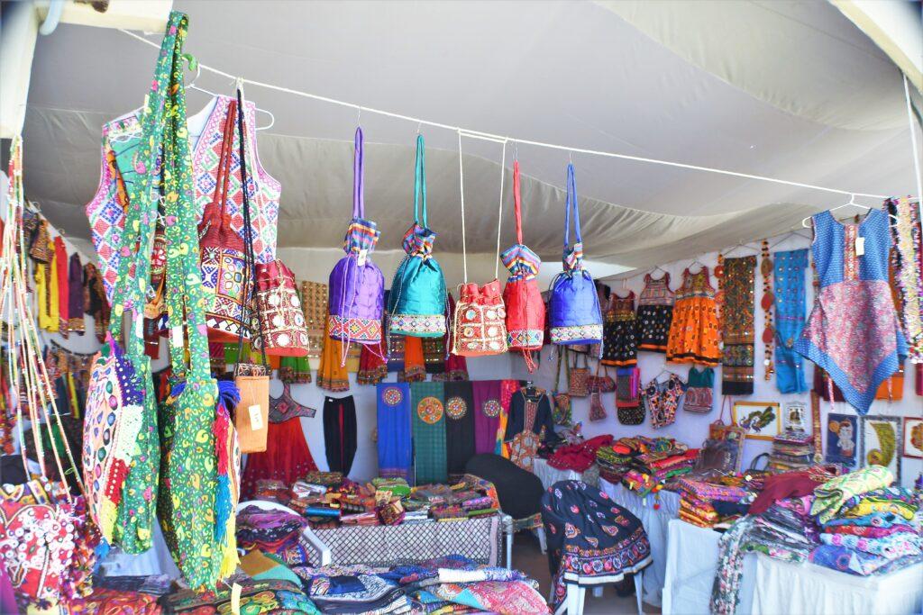 Handicraft Stall, Rann Utsav