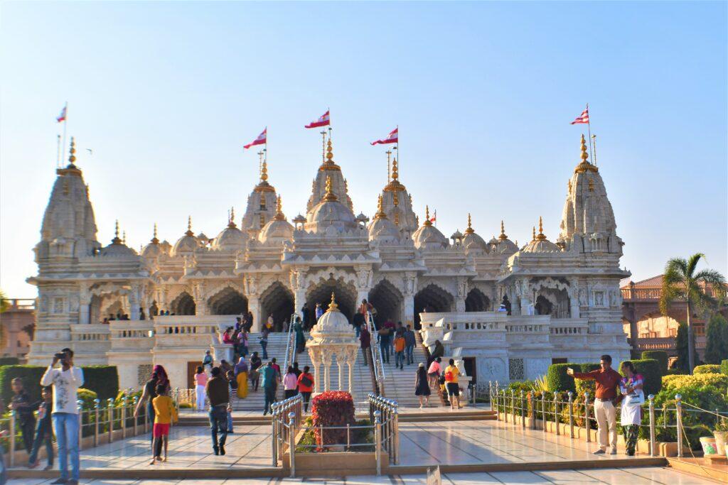 Swami Naryan Temple, Bhuj
