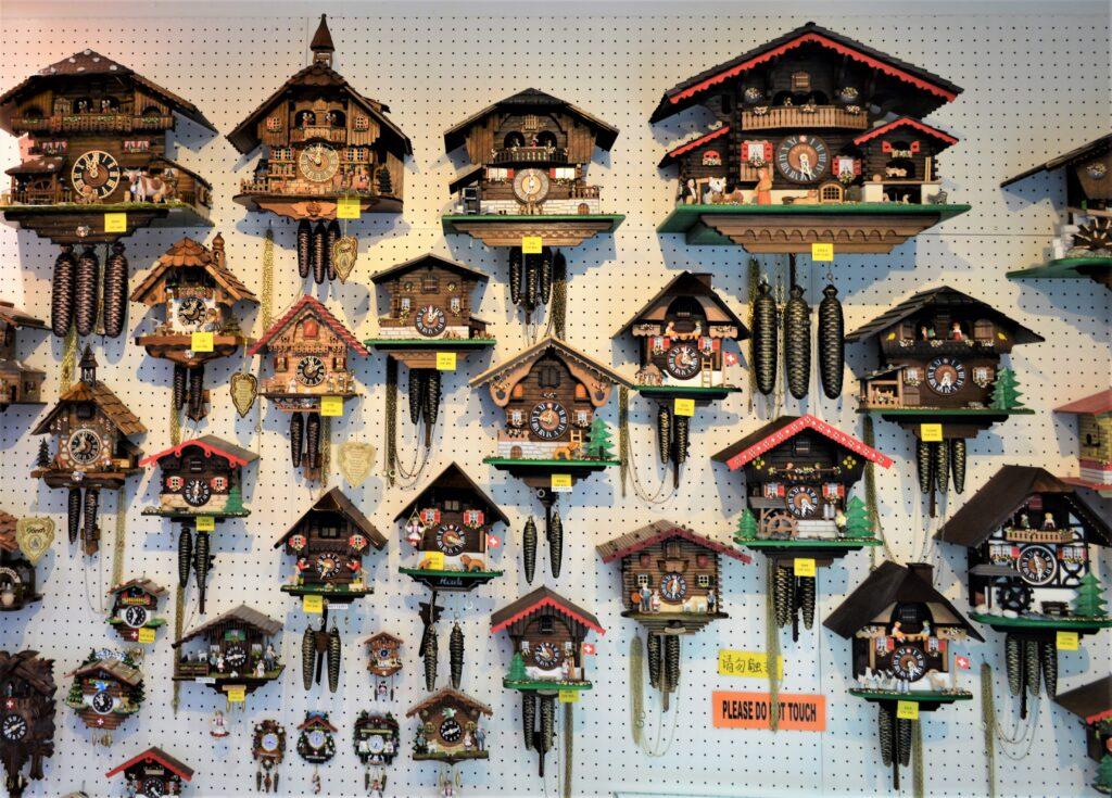 Swiss Cuckoo Clocks