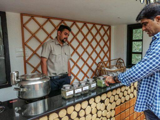 Tea Tasting Session, Munnar