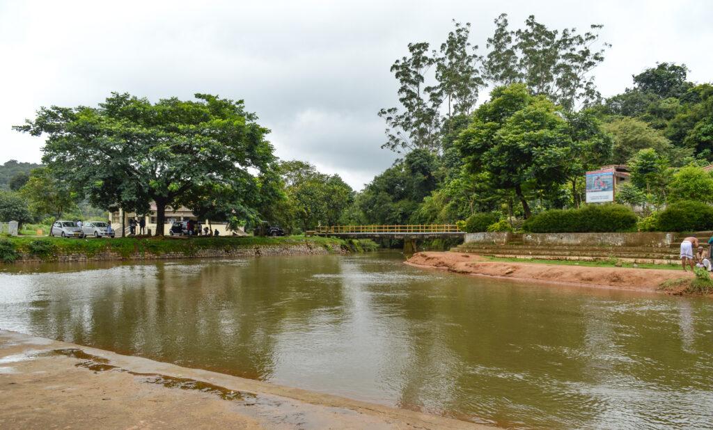Triveni Sangam, Bhagamandala, Coorg