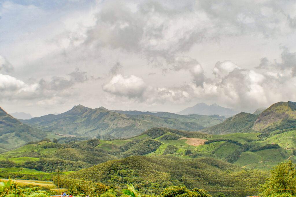 Eravikulam National Park, a UNESCO World Heritage Site, Munnar @Rafiq Somani