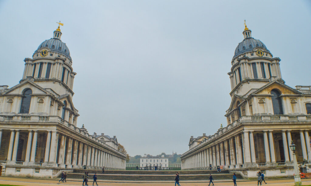 The Royal Naval College, Greenwich