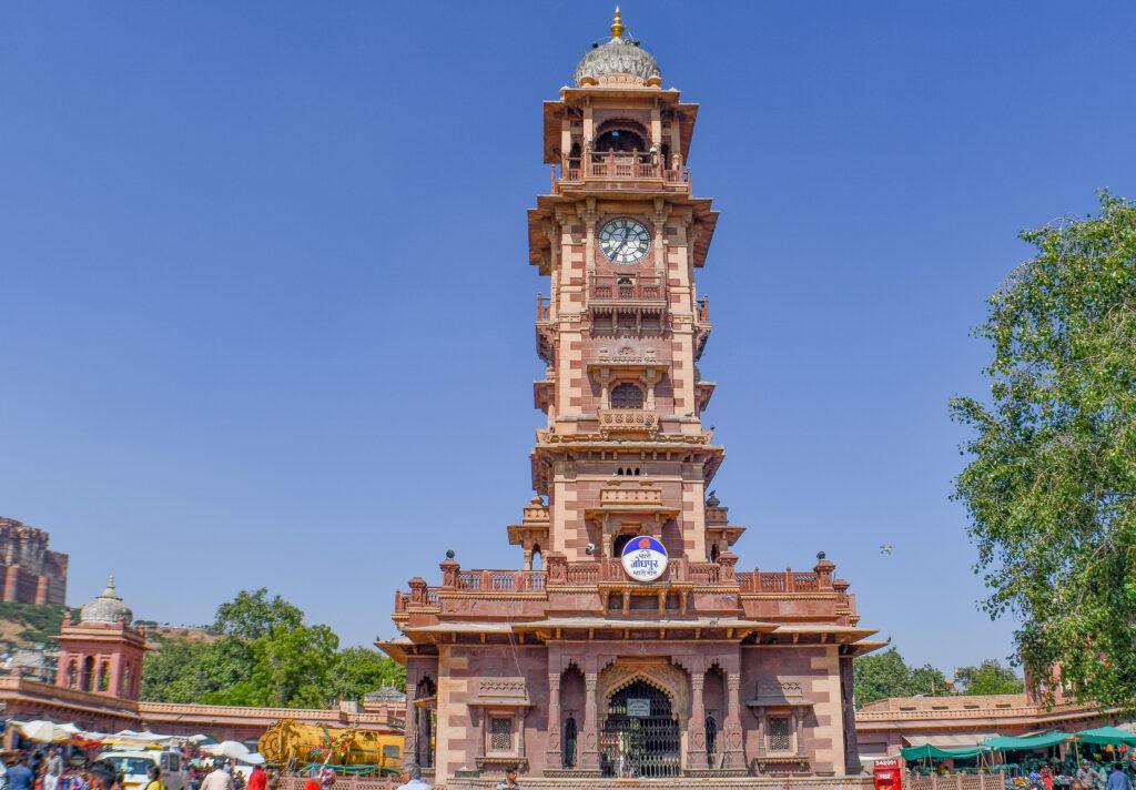 Clock Tower, Ghantaghar, Jodhpur @Rafiq Somani