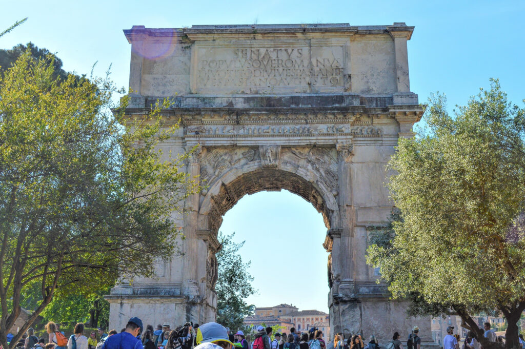 Arco di Tito, Rome