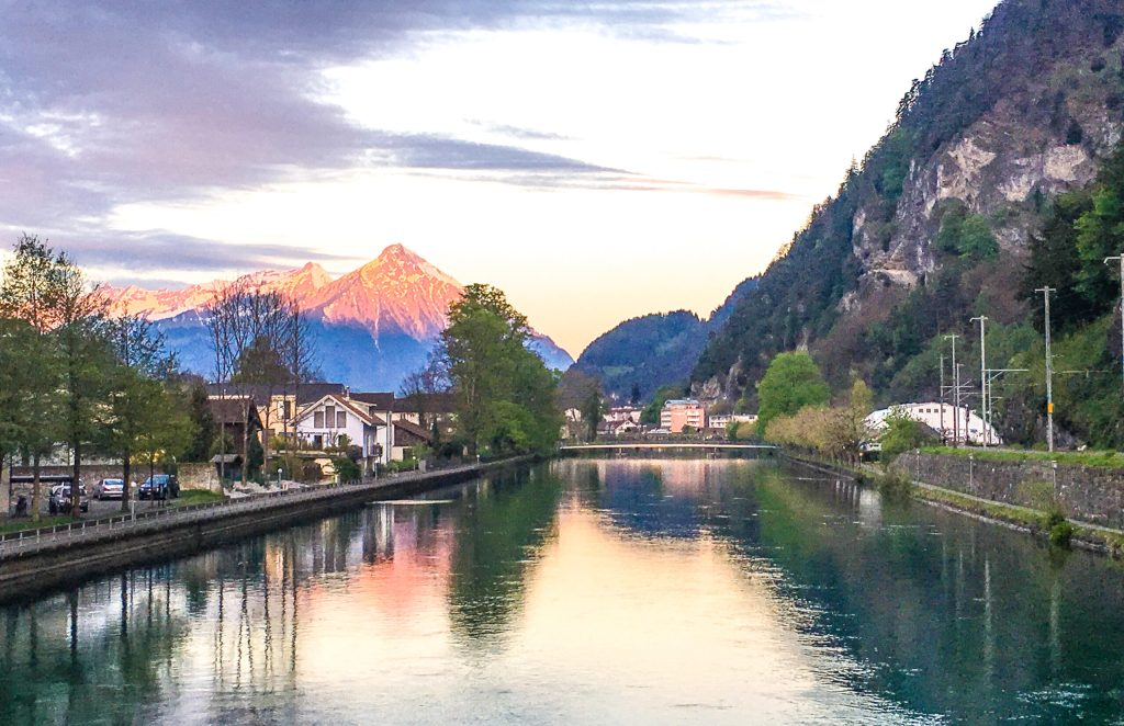 Interlaken Sunrise