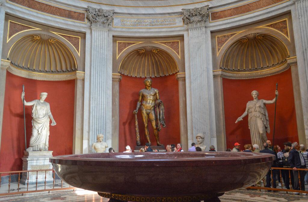 Sala Rotonda, Vatican
