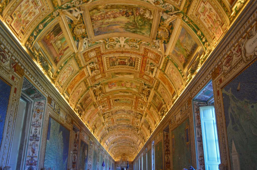 Gallery of Maps, Vatican