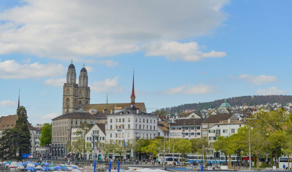 Old-Town-Zurich