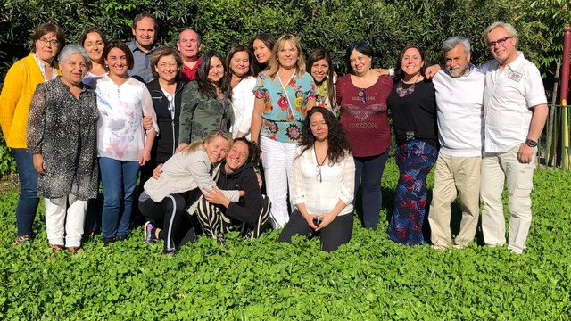 Chile Somatic Workshop 2018