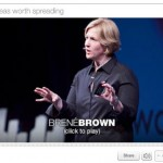 Brene Brown At TED on Vulnerability And Numbing Emotions