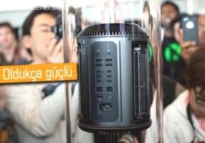 Apple'ın Yeni Mac Pro'su Tanıtıldı, Aralık'ta 2,999 Dolara Geliyor